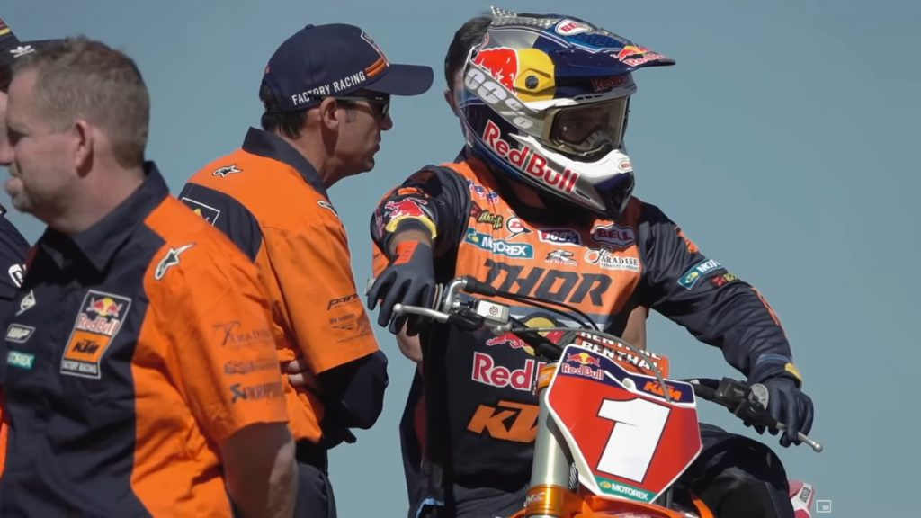 Roczen and Webb out for Monster Energy Cup in Las Vegas