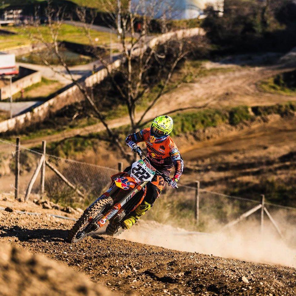 Antonio Cairoli out for Riola Sardo