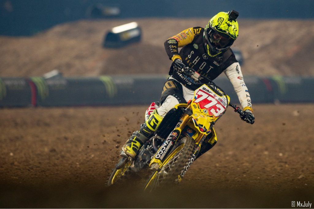 Movie: Thomas Do clinches the French SX2 title