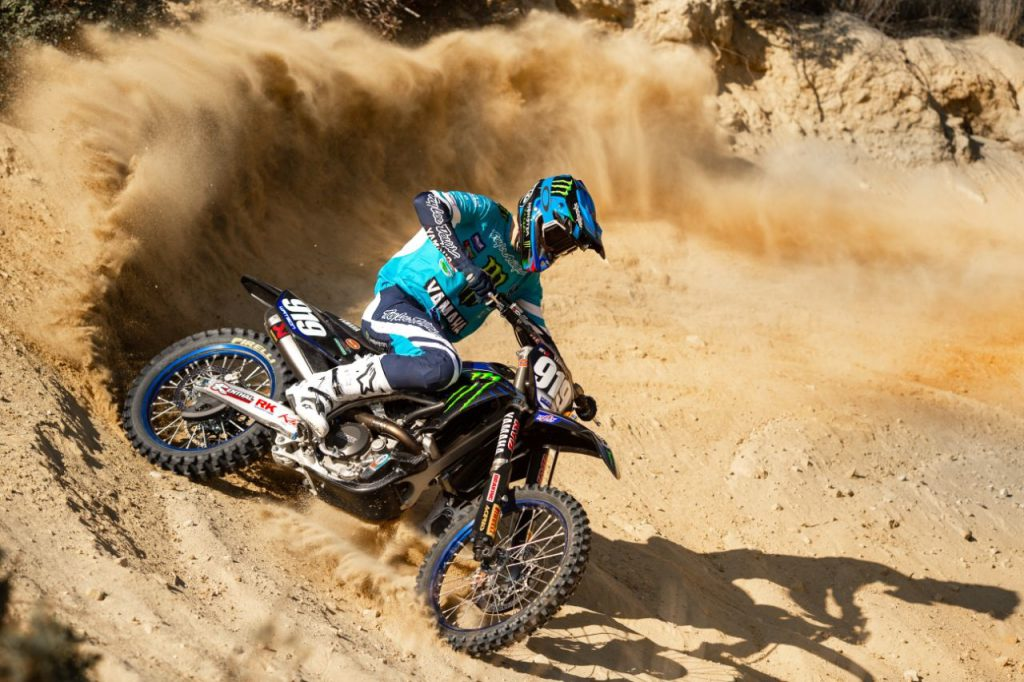 Movie: Ben Watson Explains the difference between Kegums & Lommel sand GP circuits