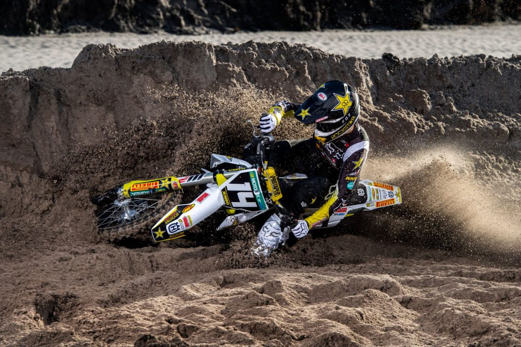 Movie: Kay de Wolf in action at RedSand