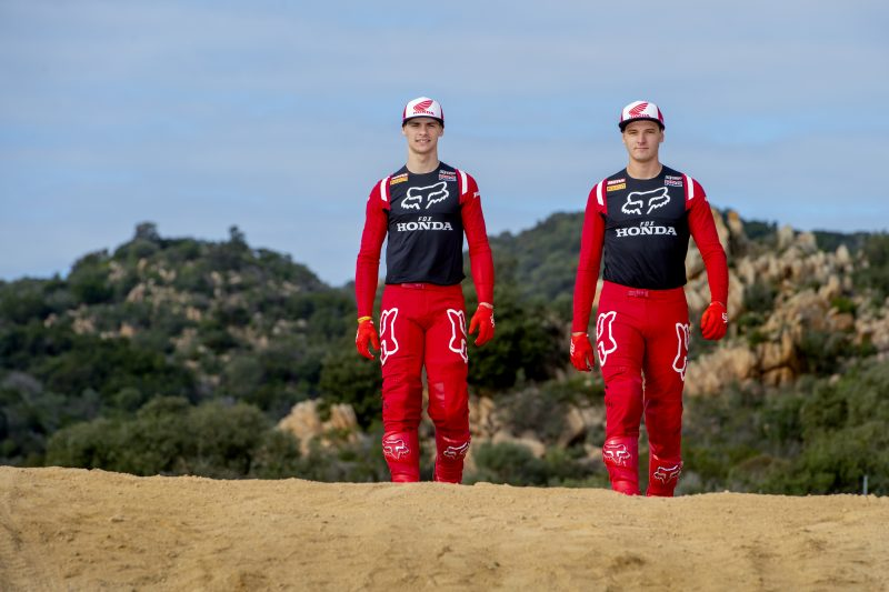 Movie: How well does Tim Gajser know his team mate Mitch Evans