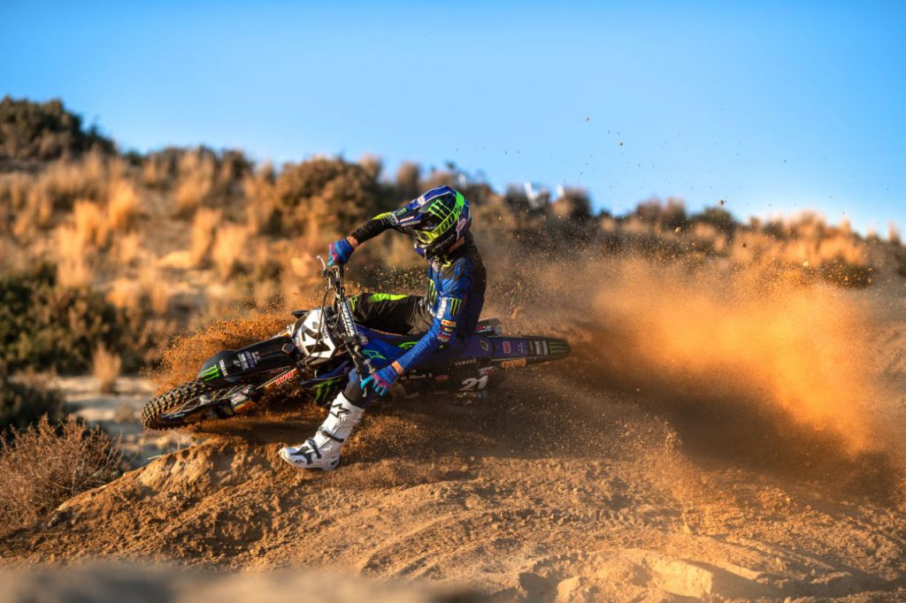 Inside with Gautier Paulin in his preparation for the MXGP in Latvia