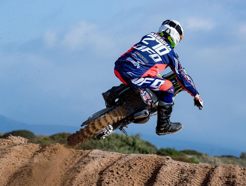 Italian Championship motocross 2020 Round 1 Faenza