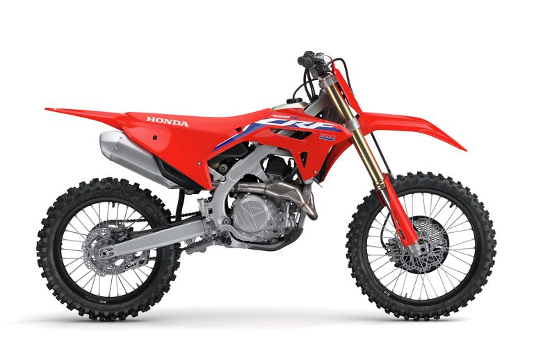 All-New 2021 Honda CRF450R Overview