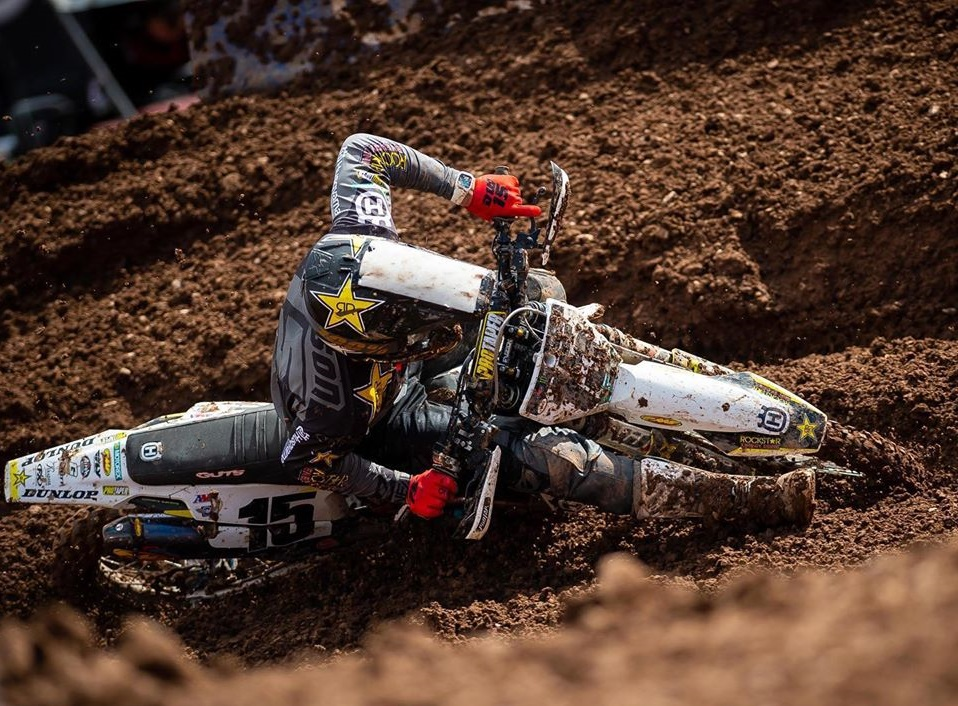 Dean Wilson out for the remainder of AMA Pro Motocross