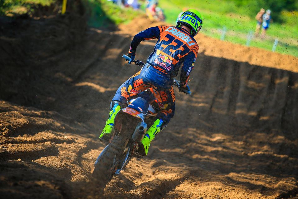 Movie: Red Bull KTM Factory team looking back at a tough Lommel triple header