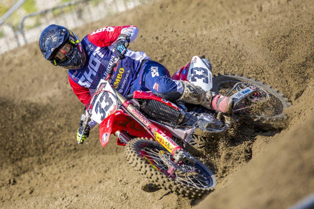 Benoit Paturel eighth in Axel