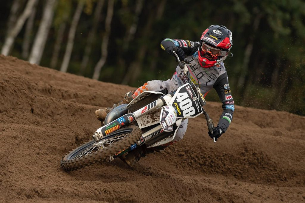 Two Jumbo No Fear BT Racing Riders In Top Ten At Lommel