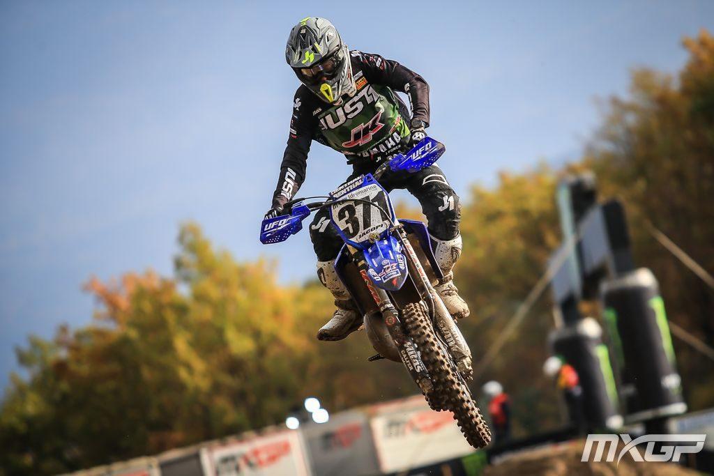 Manuel Lacopi and JK Racing team extend contract