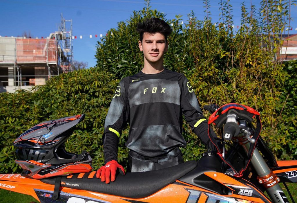 Xylian Ramella signs with Raths Motorsport and the world championship MX2