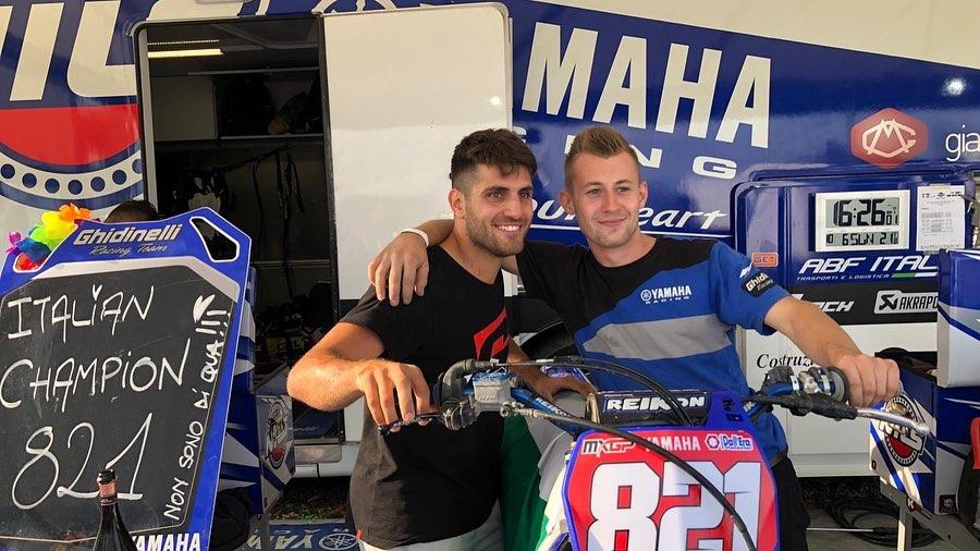 Samuele Bernardini and Ghidinelli Racing part ways