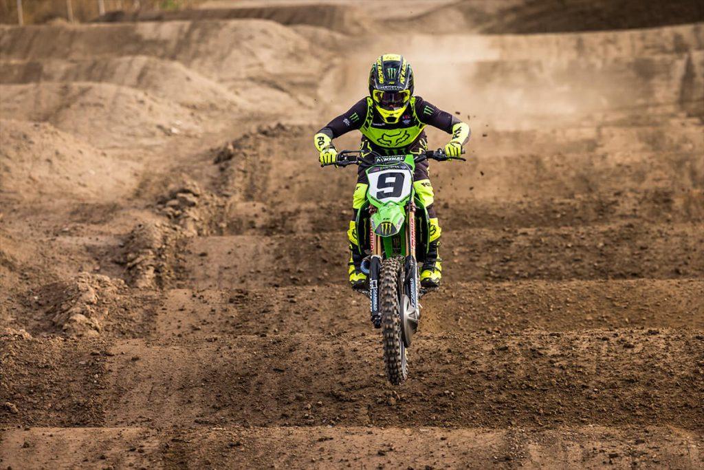 GoPro: Adam Cianciarulo | 2021 Monster Energy Supercross | Houston 2 | 450 Main Event Highlights