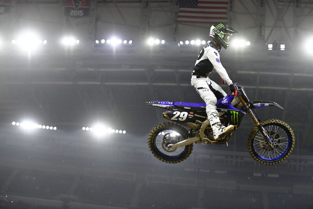 2021 Monster Energy Supercross Round 2 Press Conference