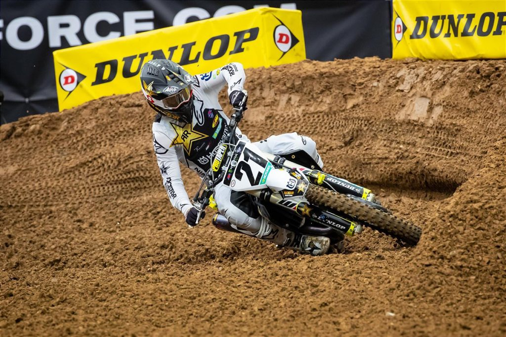 Watch why Anderson and Roczen got a penalty in Houston